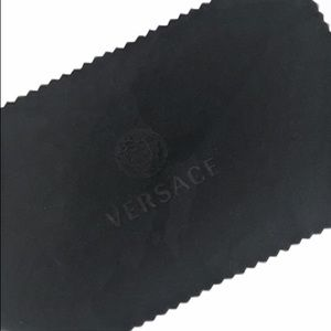 Versace Glasses Cleaning Cloth